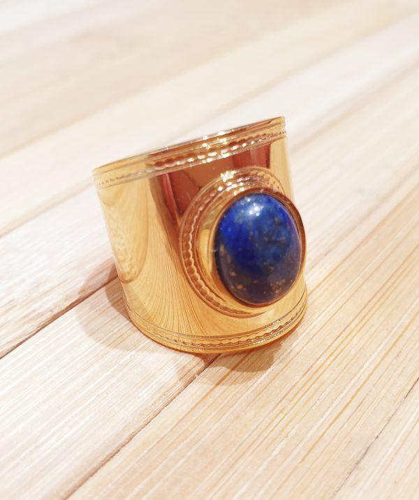 Bague Stella Lapis Lazuli 2