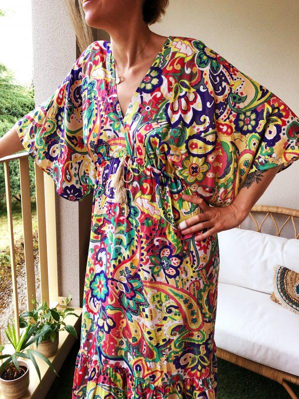 Robe Provence multi ma fantaisie 2