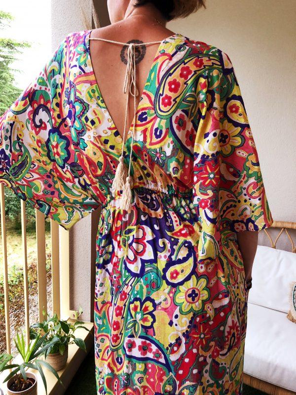 Robe Provence multi ma fantaisie 3