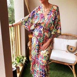 Robe Provence multi ma fantaisie