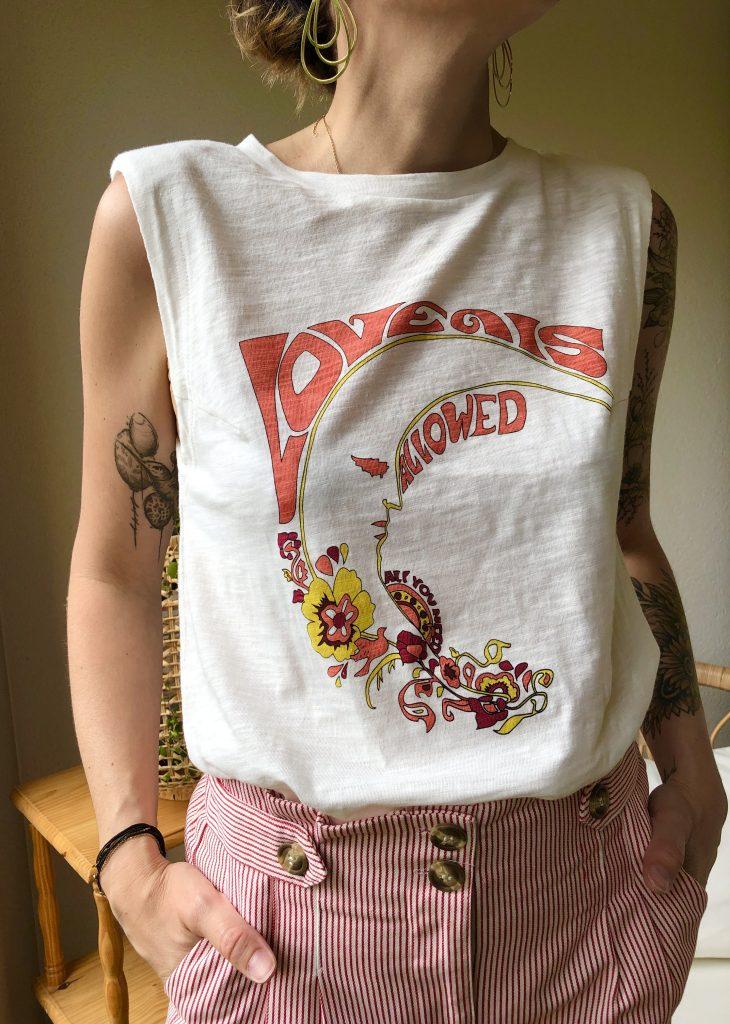 T-shirt Alyssa