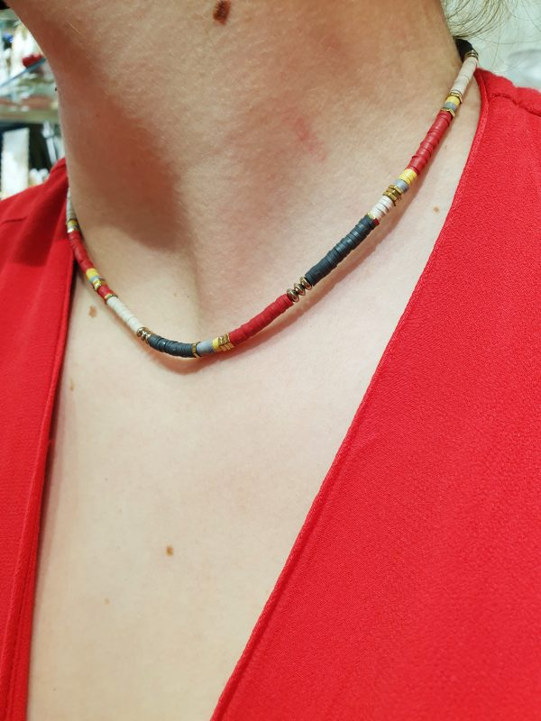 Collier Sho Rouge omacoo