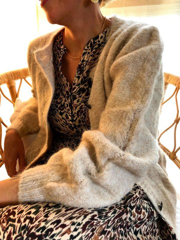 Gilet Lyara louizon