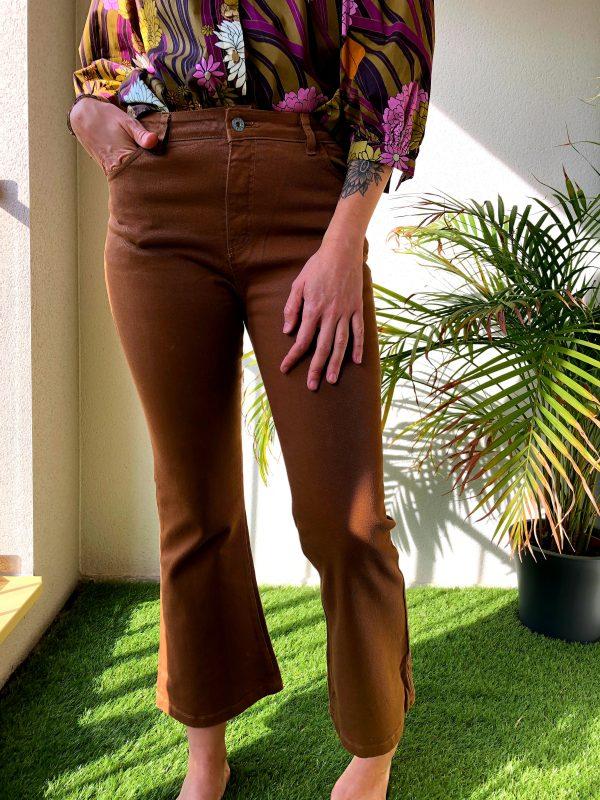 Pantalon Ycoo Camel ma fantaisie